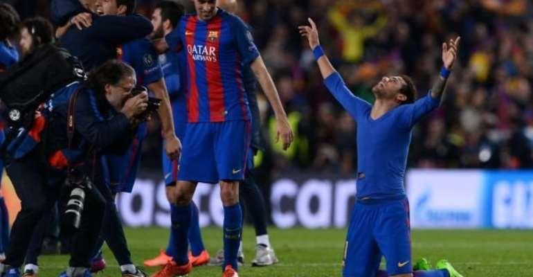'Beating PSG 6-1 My Best Footballing Memory' - Neymar Fuels Barca Comeback