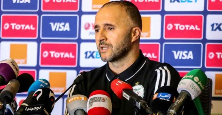 AFCON 2019: We Want To Write Our Own History, Says Algeria Coach