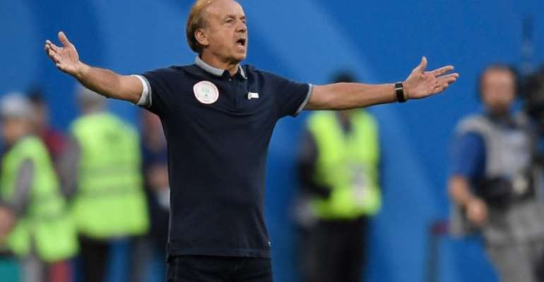 AFCON 2019: Nigeria's Rohr Wary Of Much Improved Algeria