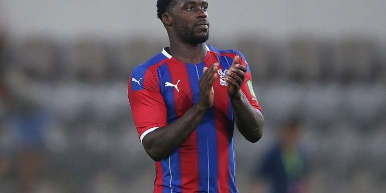 Schlupp Hoping For A Better Season Crystal Palace
