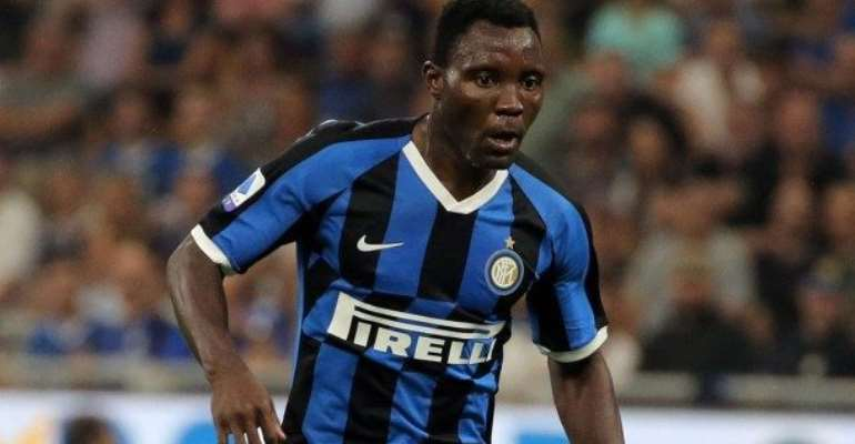 Struggling Kwadwo Asamoah Urged To Leave Inter Milan This Summer
