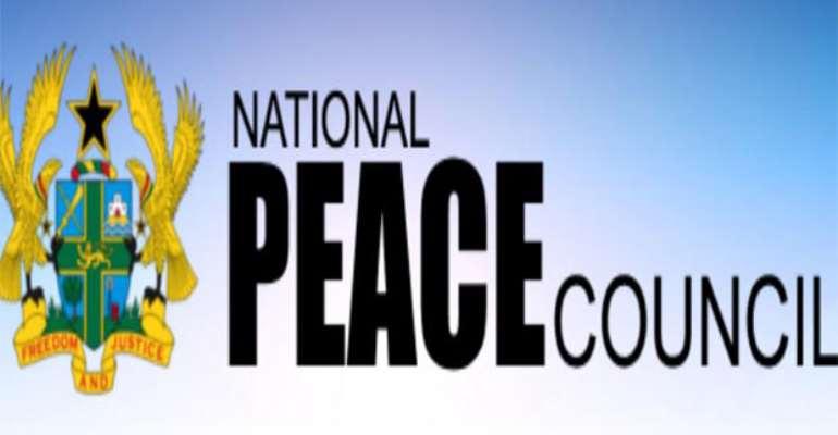 Peace Council 'Kisses' EC For Peaceful Voter Registration