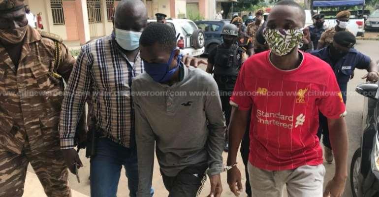Takoradi Kidnappings: Judge To Arrange Legal Representation For 'Killers'