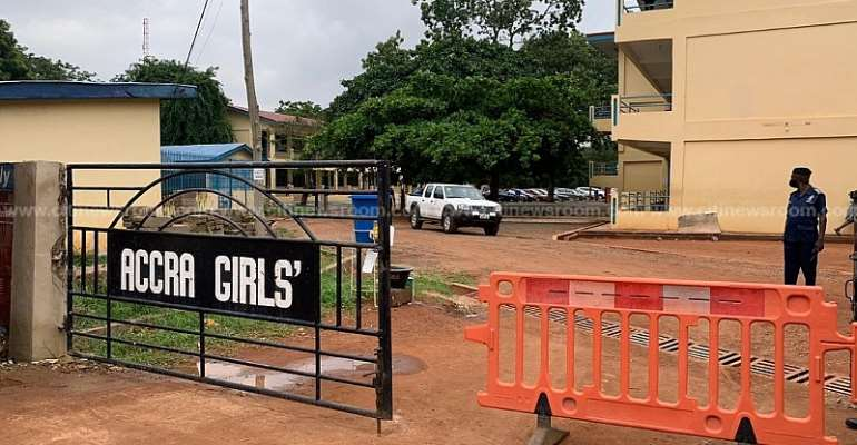 Covid-19: 55 Students, Staff Test Positive At Accra Girls SHS