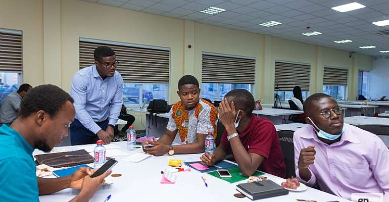 How to Fire Up Entrepreneurship with One Match: The Case of enpact's Founder Scholarship Program in Ghana