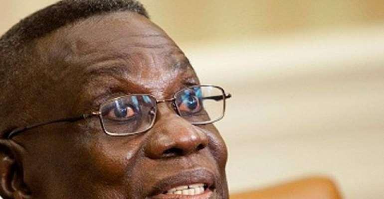 The  late former President Professor John Evans Fiifi Atta Mills