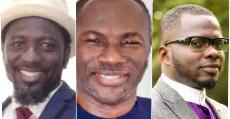 We've prophecy of the prophet and prophecy of God,  Badu Kobi's own is not from God — Prophet Yaw Blessing