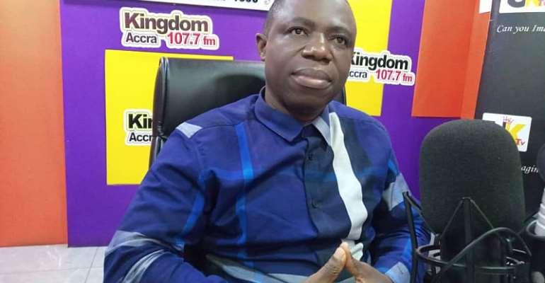 Daniel Kwesi Asiamah