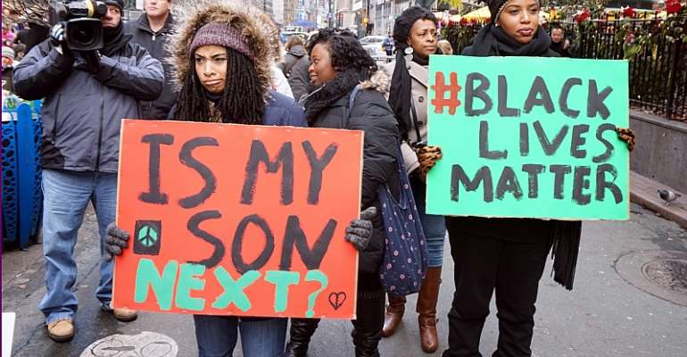 If All Lives Matter Then African Lives Matter