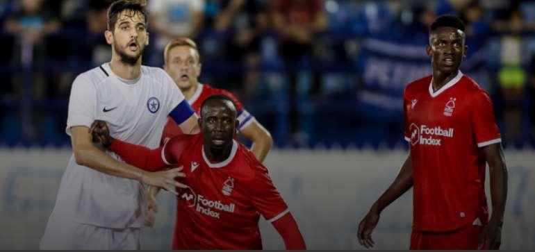Albert Adomah Hoping To Stay Fit Before Championship Season Starts