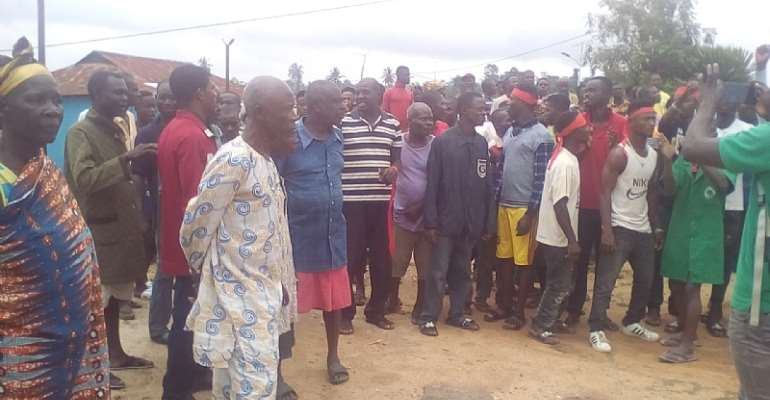 Over 2,000 Acre Cocoa Farms Destroyed As 1D, 1F Stir Controversy In Agona West
