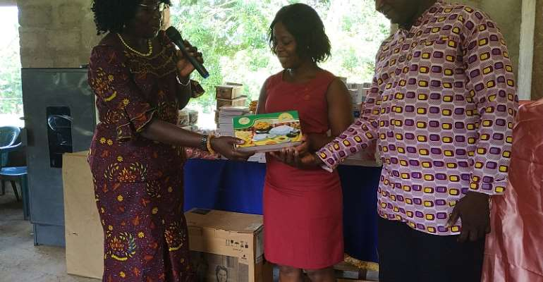 Global Ministries Supports Wegbe Kpalime Girls' Empowerment Club