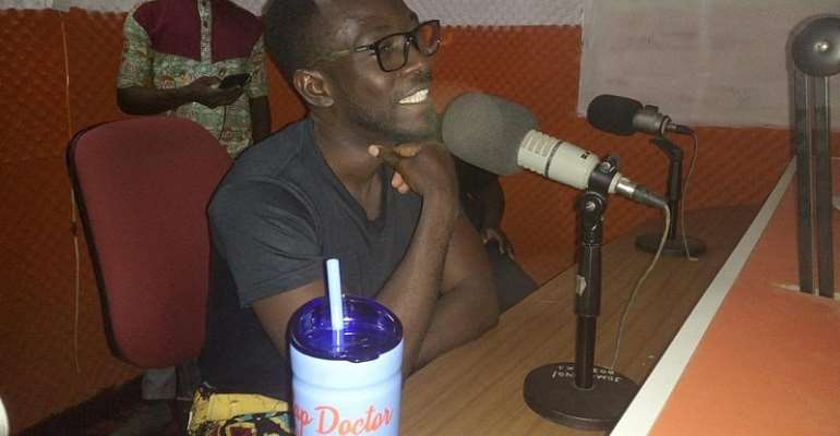 Okyeame Kwame Breaks Silence Over Sarkodie's Artist Of The Decade Award