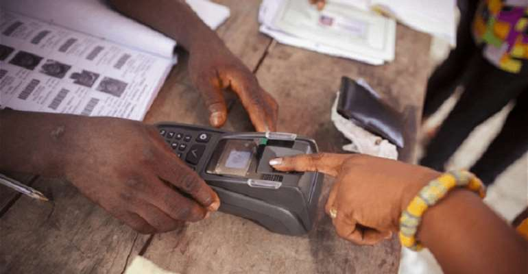 Odododiodo: Group Accuses NPP Of Thuggery At Registration Centres