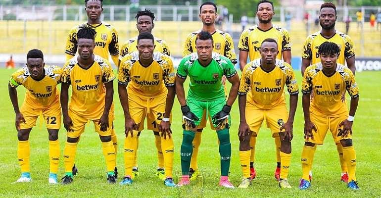 Caf Confederations Cup: Elmina Sharks Coach Confident In Ashgold Chances