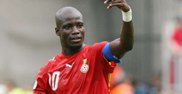 Ex-Ghana Captain Stephen Appiah Talks About Racism