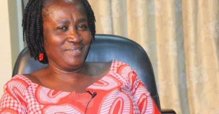Prof. Jane Naana Opoku Agyemang Is No Threat To The NPP---NPP Germany