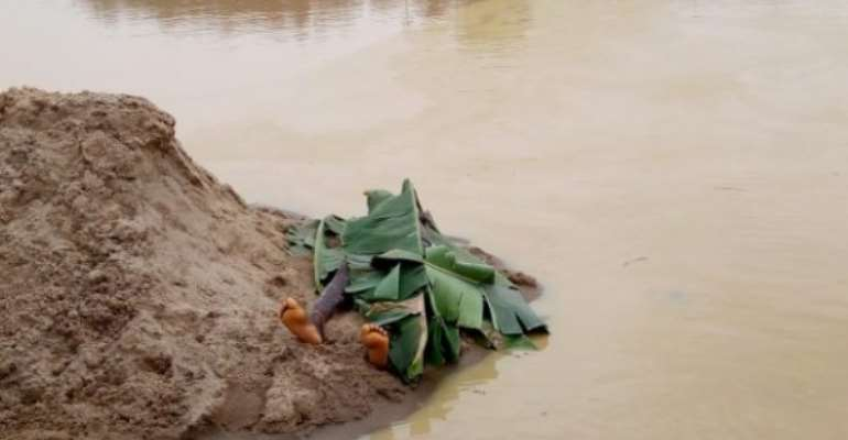 Body With Missing Parts Found In Kuano River