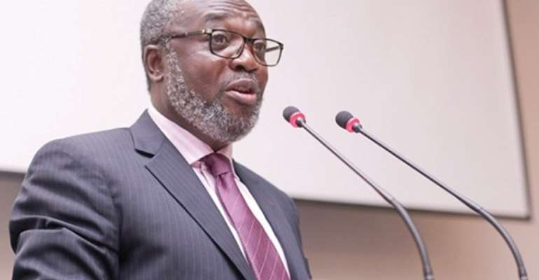 The Presidential Advisor on Health, Dr Anthony Nsiah Asare