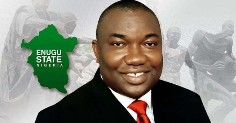 Enugu State, Rt. Hon. Ifeanyi Ugwuanyi