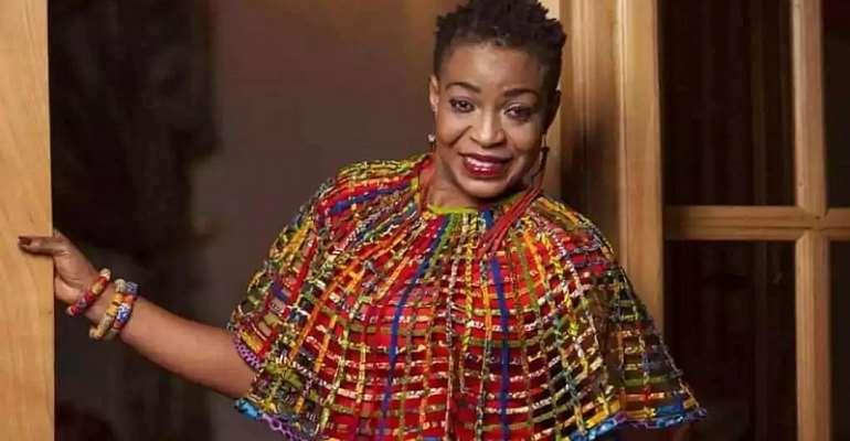 Women Will Make A Better President For Ghana – Actress Akorfa Edjeani