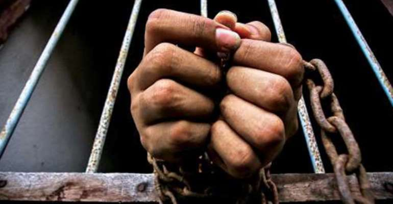 Farmer jailed 9months for causing harm to ex-Wife