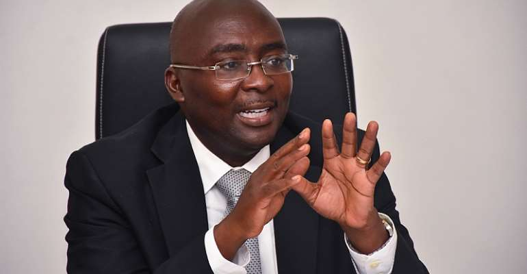 Whenever Vice President Bawumia Speaks NDC Shivers!