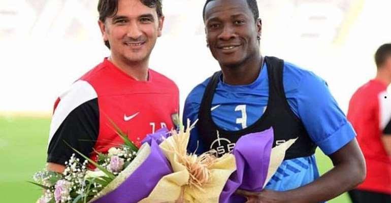 2018 World Cup: Asamoah Gyan Hails Former Al Ain Coach Zlatko Dalić For Impressive World Cup Performance