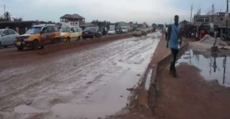 We Won't Pay Taxes, Road Worthy Certificate Anymore—Angry Lekma Residents