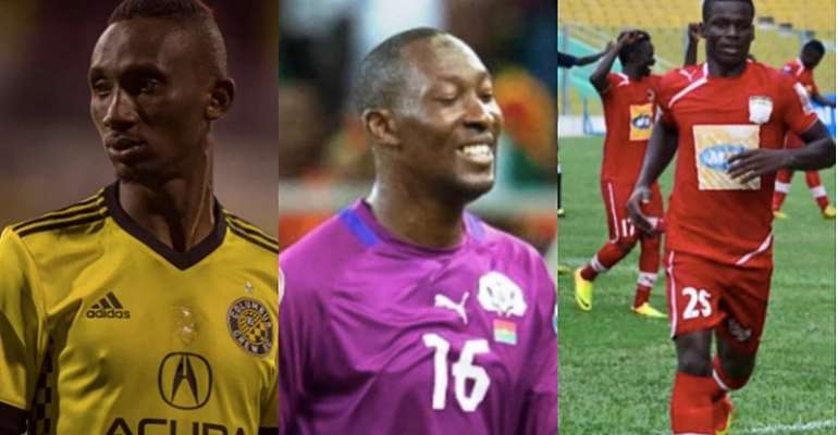 Players Who Have Helped Asante Kotoko In The Last Decade