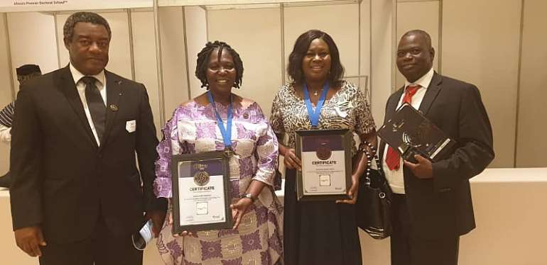 Ghana Post Grabs Excellence In Innovation Award