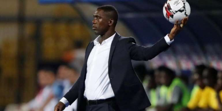 Cameroon Set To Part Ways Clarence Seedorf After AFCON Disappointment
