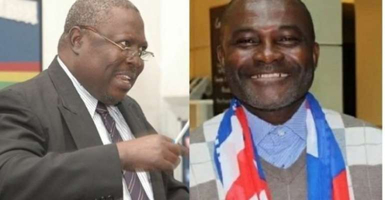 Why Obama may be wrong: Africa cannot do without the likes of Amidu and Agyapong