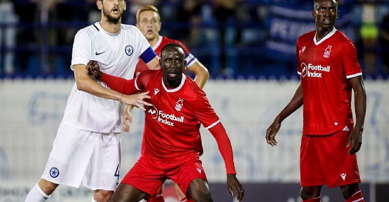 Albert Adomah Reveals Why He Joined Nottingham Forest