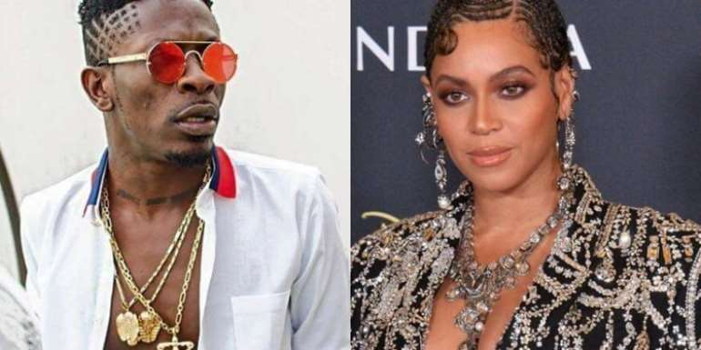 Beyoncé Features Shatta Wale On Lion King Album To Be Released On July 19