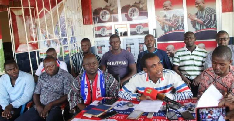 NDC, NPP Fight Over Missing Vehicle