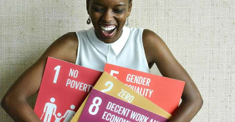 UNDP and the African Union Commission join forces to empower young African women leaders for sustainable development
