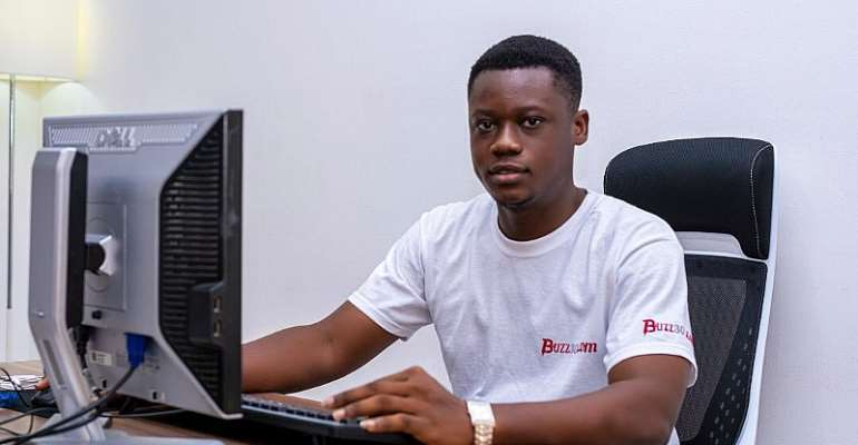 21-Year-Old Edwin Manuel Becomes Youngest Ghanaian To Get Appointment