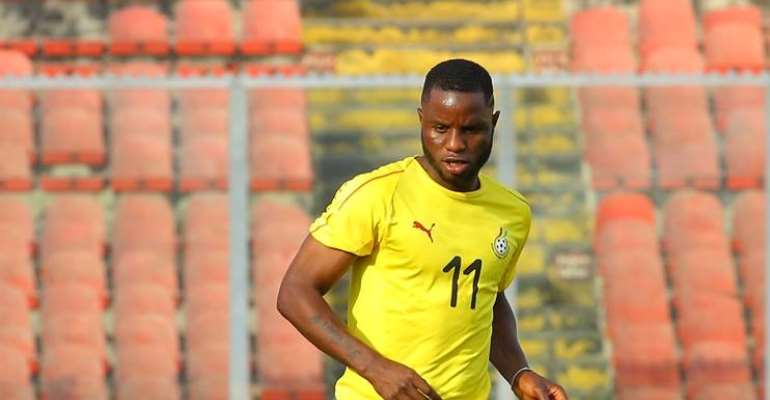 'Good Luck' - Mubarak Wakaso Sends Best Of Luck Message To Kudus Mohammed After Completing Ajax Move