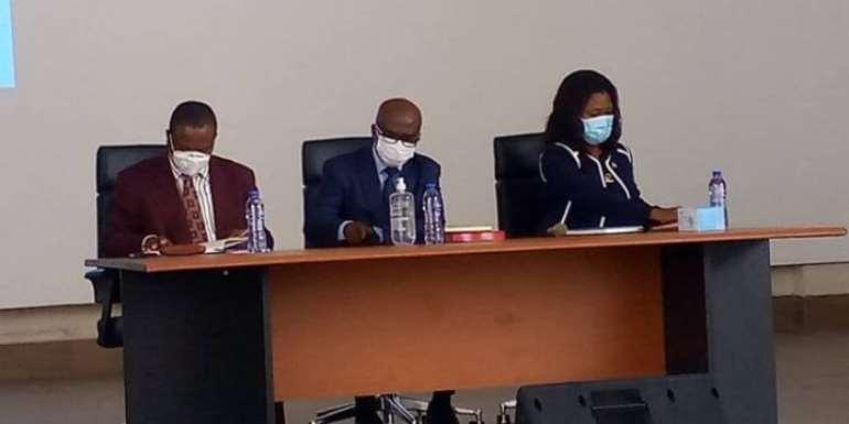 Erastus's evidence not stupid – Ejura C'tee Chair chides Ken Agyapong