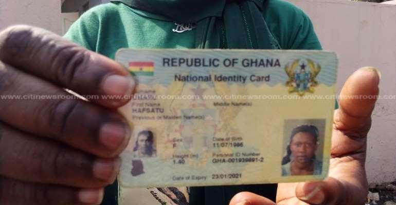 Ghana Card not replacing passports – NIA