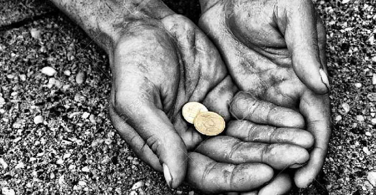 Poverty; Is It A Predetermined Fate?