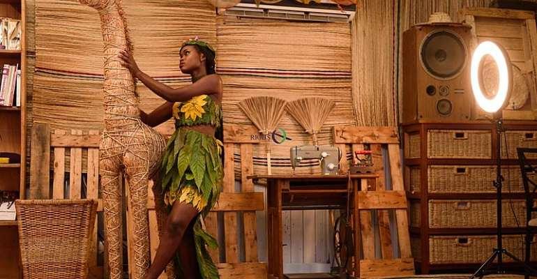 Fashion Schools In Ghana: See Riohs Originate's Ever Stylish, Juliet Botokro