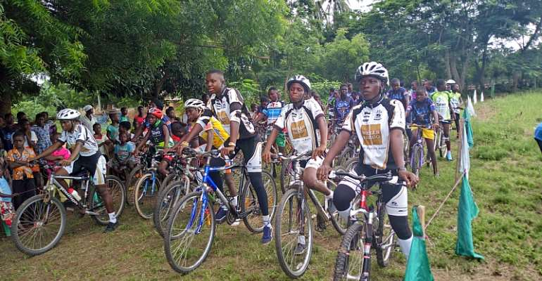 3rd Vida Cycling Program, Female Duathlon – Mpakadan