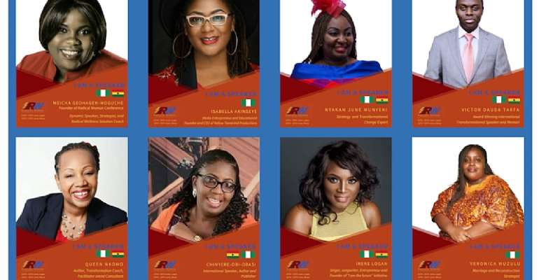 Radical Woman Conference For Lagos This July 2018 After Successful Accra Launch