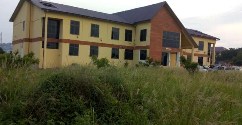 Bushy Ga-Central Municipal Assembly Office