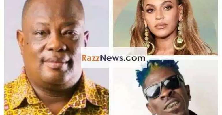 Shatta Wale Was Selected Based On His Social Media Influence—Zab Mallet