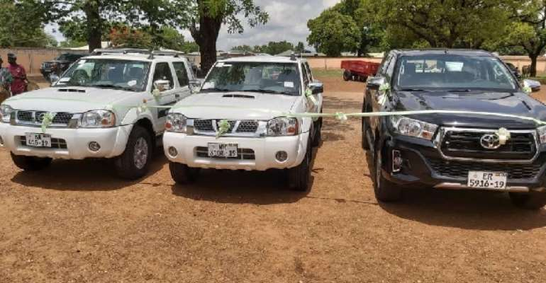 2 Arrested Over Savannah Region's Missing Vehicle