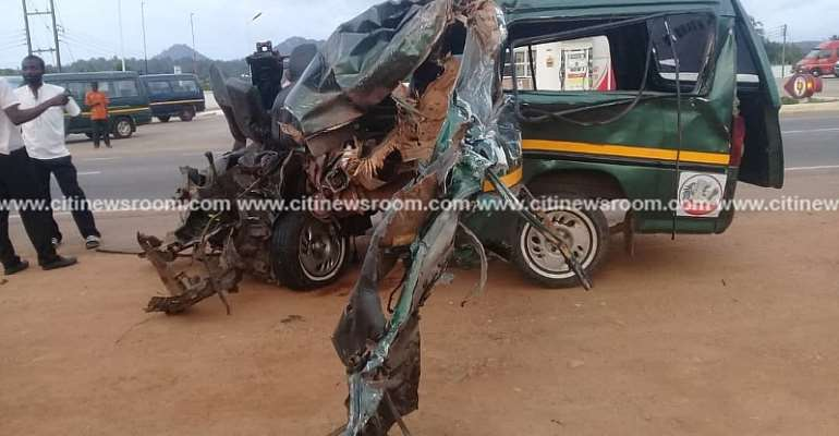 1,252 Killed In Accidents Between January And June 2019