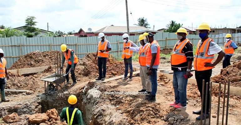 Pobiman Academy Project Will Not Be Halted – Opare Addo Rubbish False Claims
